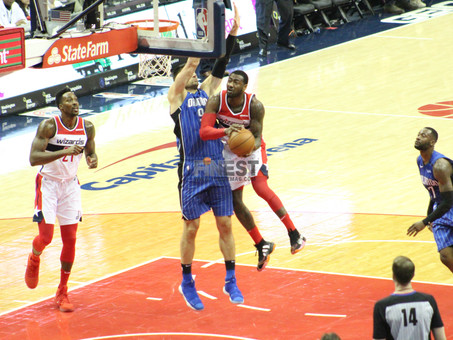Wizards make it two in a row with win over Magic