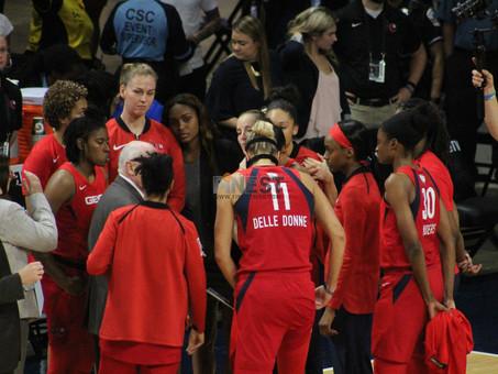 WNBA Finals - Washington Mystics vs Connecticut Sun Game Five Preview