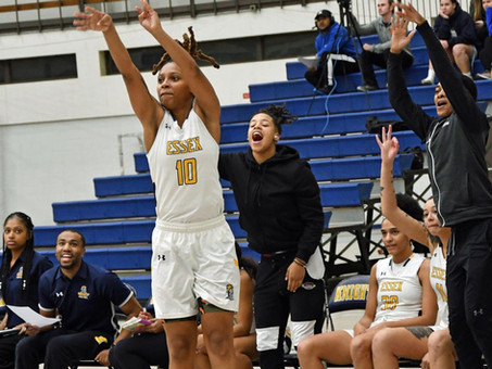 #12 CCBC Essex Women's Basketball vs #21 Lackawanna College Preview