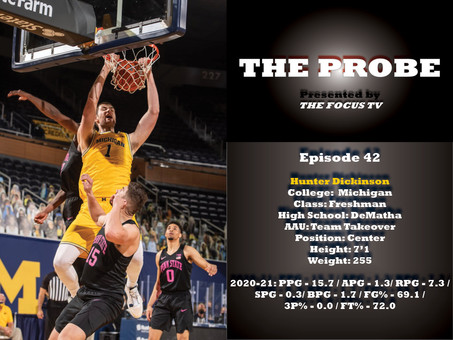 The Probe Ep. 42 - Hunter Dickinson