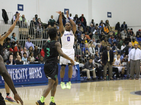 Lykes and Hubb Take Over Late As Gonzaga Takes Down Wilson