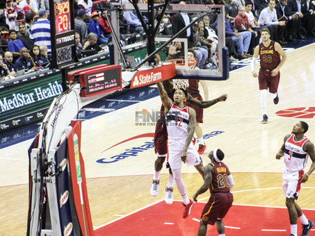 Wizards lose Mac in win over Cleveland