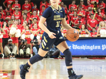 George Washington Women's vs Minnesota Preview