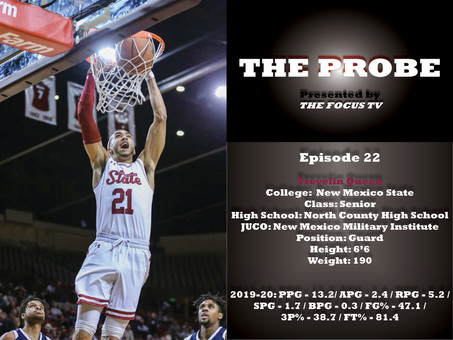 The Probe Ep. 22 - New Mexico State Guard Trevelin Queen