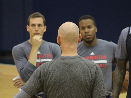 Washington Wizards Pre Draft Workout #1