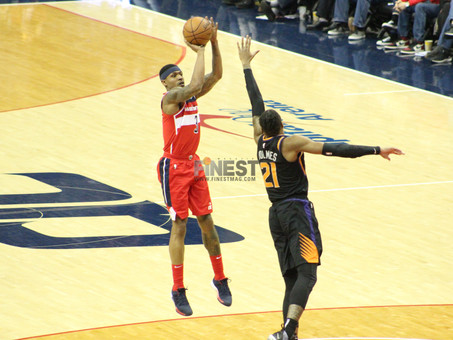 Beal, Bryant huge in Wizards triple OT victory over Suns