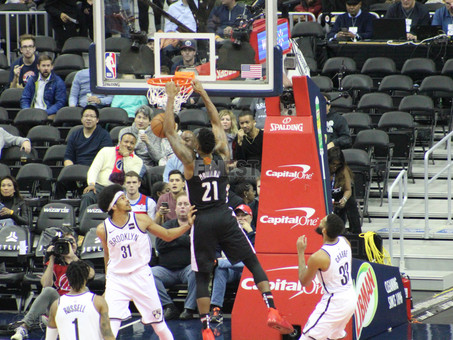 Russell, Dinwiddie lead Nets past Wizards