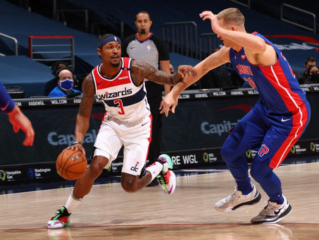 Defense Remains An Issue As The Wizards Fall To The Pistons 97-86