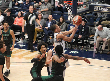 Takeaways from George Washington's 73-67 win over George Mason