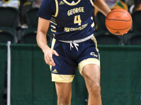 GW Men's survive In the first round of the A10 Championship