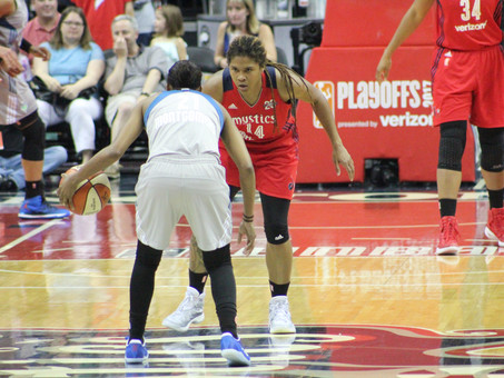 Preseason: Washington Mystics vs Minnesota Lynx Preview