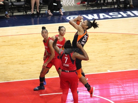Sun start strong, hold off Mystics to force Game 5