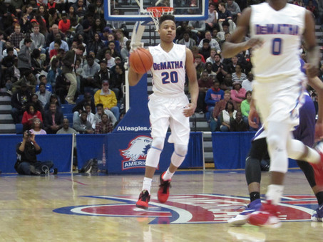 St John's, DeMatha Advance To The WCAC Boy's Basketball Championship