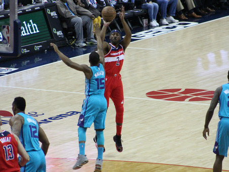 Wizards handle Hornets in Wall's return