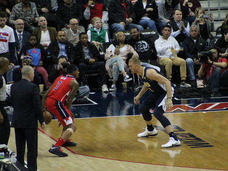Wizards rally falls short against Balanced Nuggets