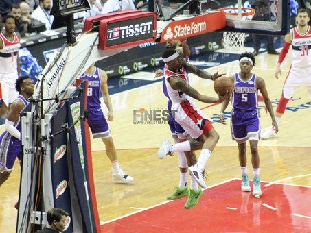 Beal scores 21 in second half as Wizards beat Kings
