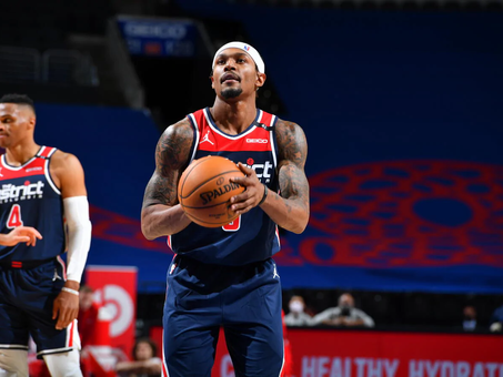 Westbrook and Beal Shine yet Washington falters late in loss to Philadelphia