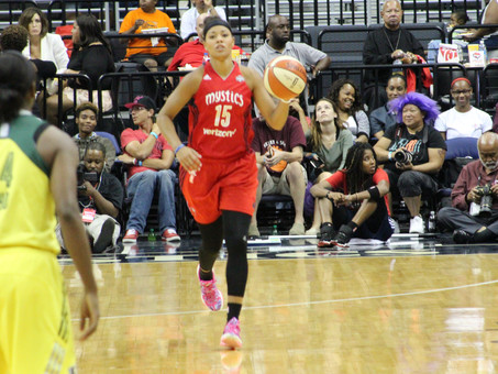 Mystics fall to the Storm in a hard fought contest 81-76