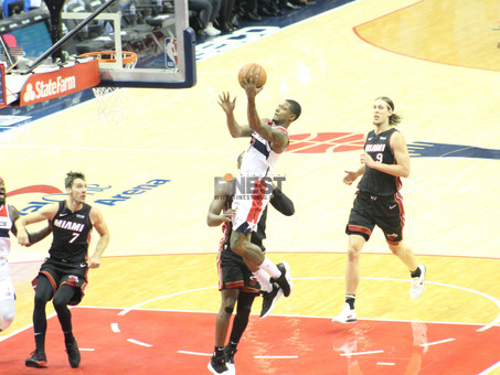Washington Wizards vs Miami Heat Takeaways