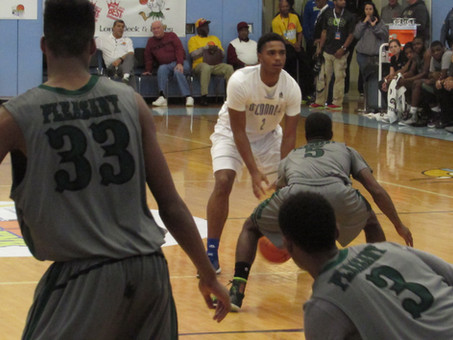 Slam Dunk To The Beach (Day One) - Bishop O'Connell vs Mount Pleasant