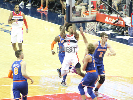 Takeaways from Washington's overtime loss to New York