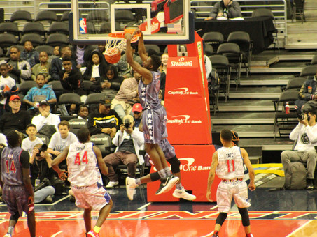 44th Annual Capital Classic - Cosby-Roundtree's Perfect Shooting Leads The US All Stars Over The