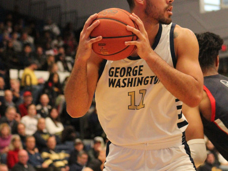 Arnaldo Toro's Monster Double-Double Propels The Colonials Pass Howard