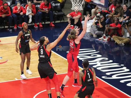 Washington holds on to take Game 1