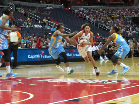The Mystics Fall To The Sky 72-69