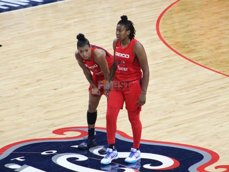 WNBA Finals - Washington Mystics vs Connecticut Sun Game Two Preview