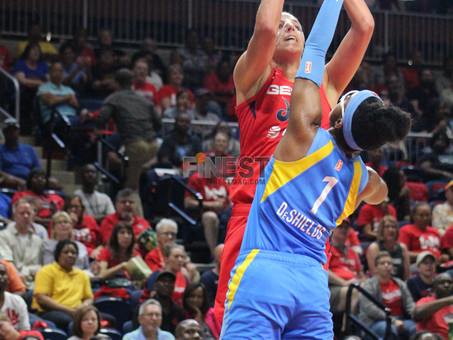 Mystics cap historic regular season with a win