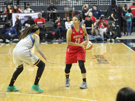 Experience evident down the stretch as Lynx top Mystics