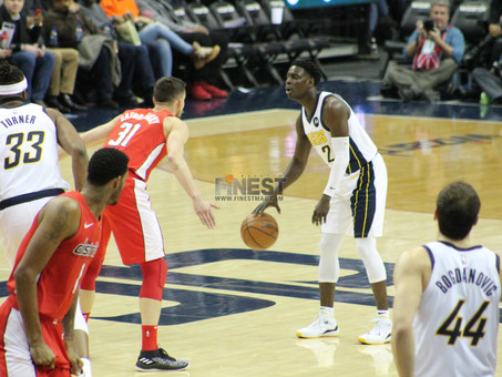 Late rally falls short as Pacers hold on to beat Wizards