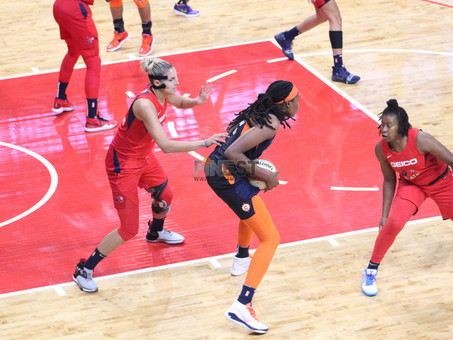 Defense, Rebounding and Physicality propel Washington to Game 3 Win