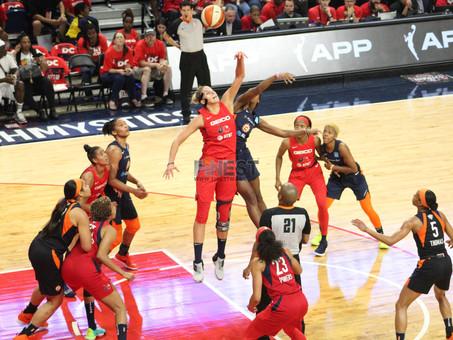 WNBA Finals - Washington Mystics vs Connecticut Sun Game Four Preview