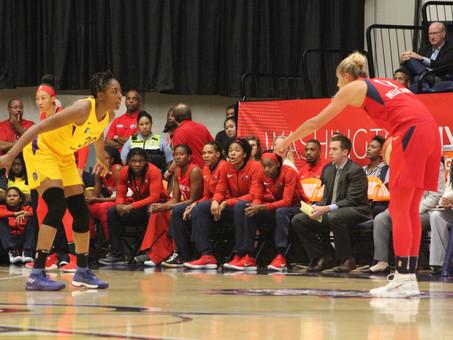 Washington Mystics vs L.A. Sparks Preview