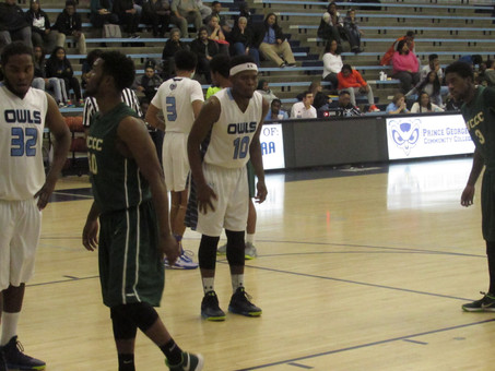 Johnson-Agwu 33 Points Leads PGCC To A 136-99 Win Over Westmoreland County CC