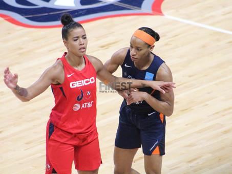 WNBA Finals - Washington Mystics vs Connecticut Sun Game Three Preview