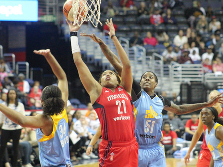 Washington Mystics vs Chicago Sky Preview