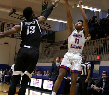 Coming Attractions - UMass-Lowell Junior Guard Obadiah Noel