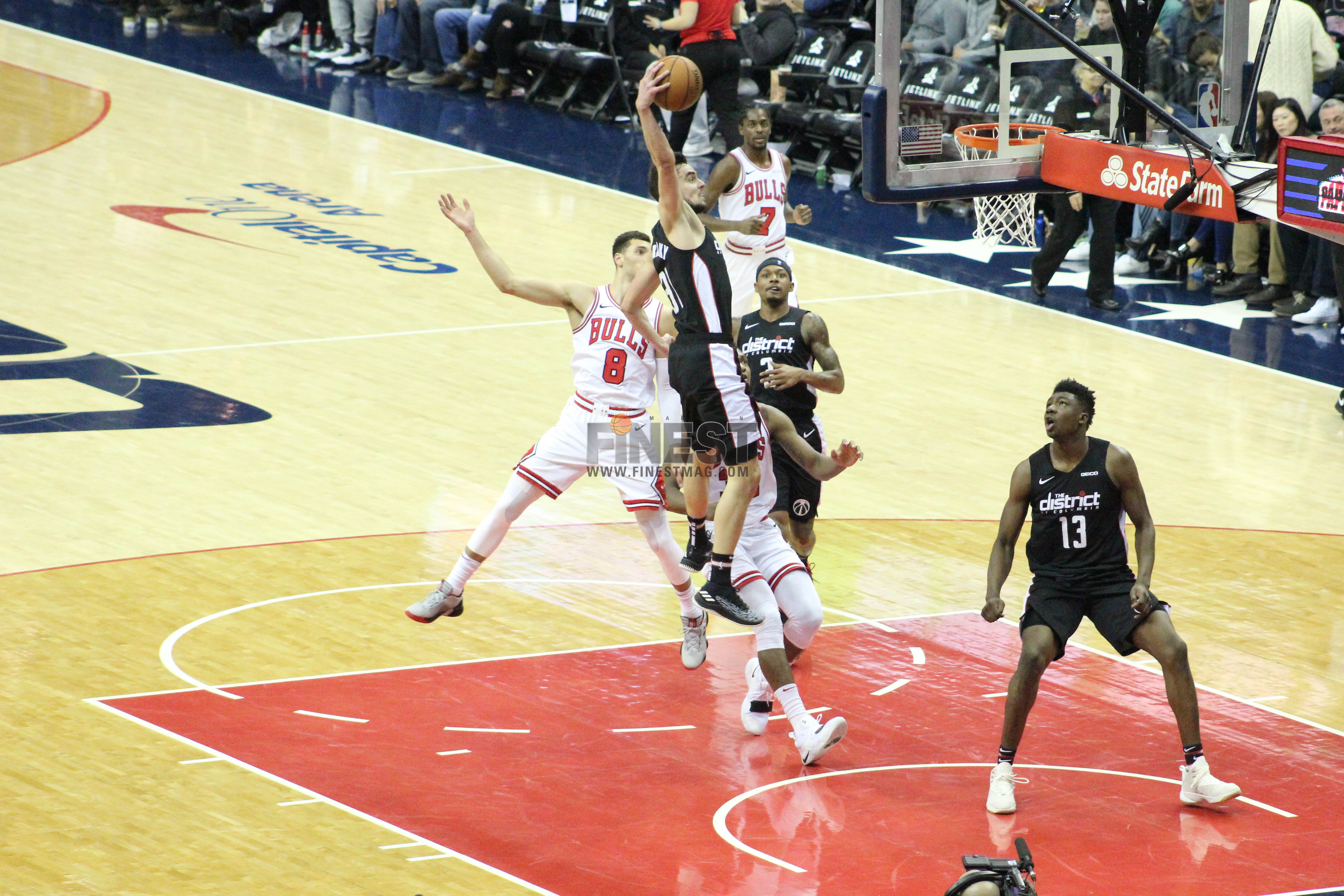 2ad5a070834762 Washington Wizards vs Chicago Bulls Preview