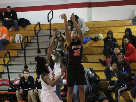 She Got Game Classic - Walkers 36 Points Powers Monacan Past National Christian Academy