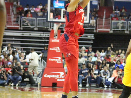 Cloud's game winner lifts Mystics over Sparks