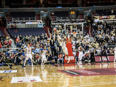 Remember Them Days - The Shot That Elevated GW Basketball Once Again