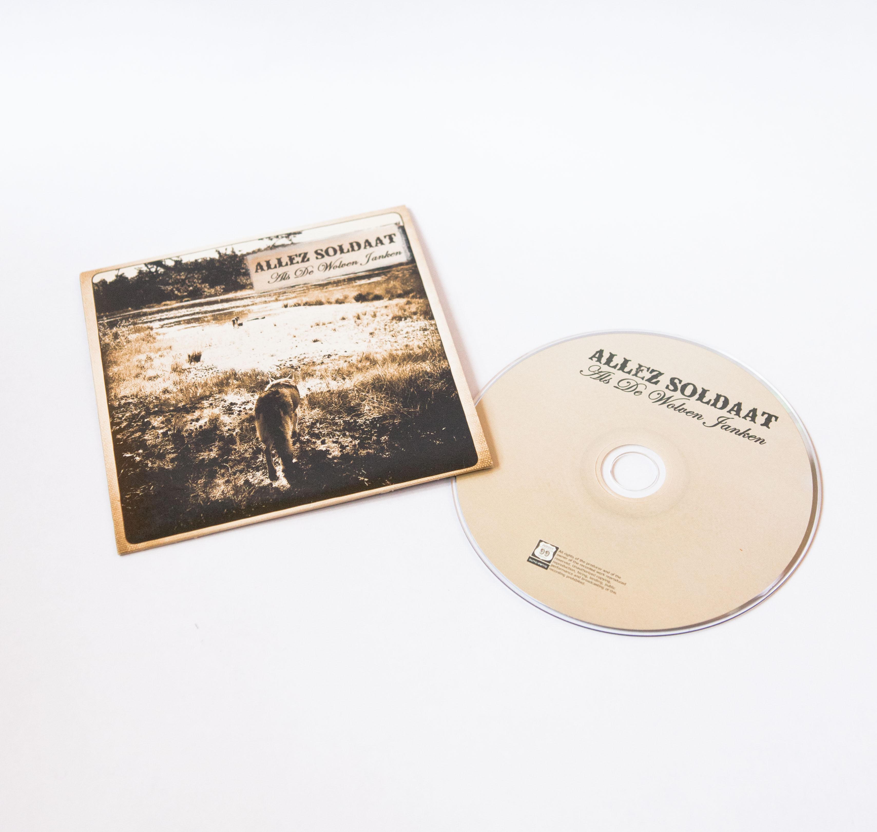 CD - Als de wolven janken