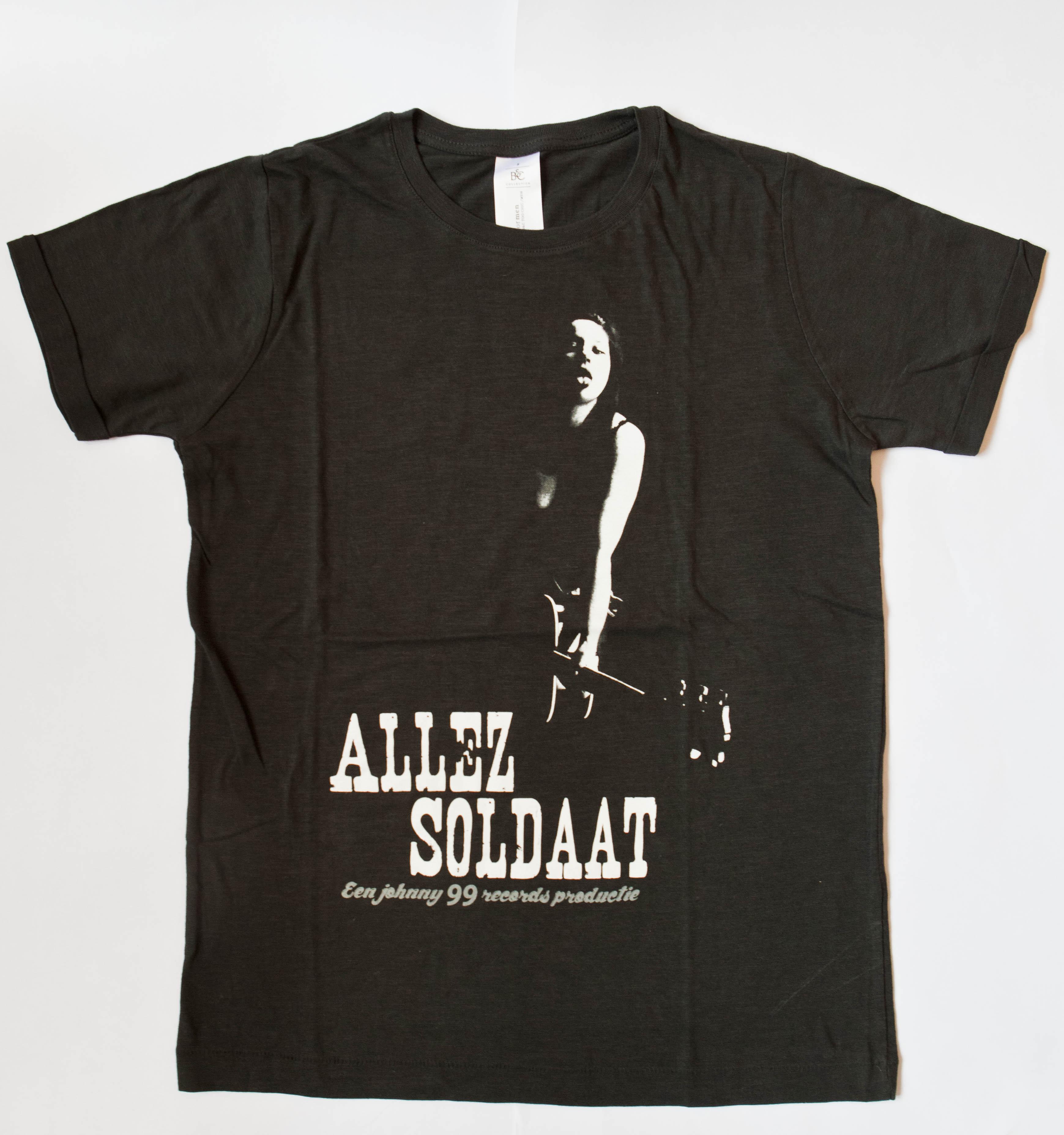 T-shirt - Allez Soldaat
