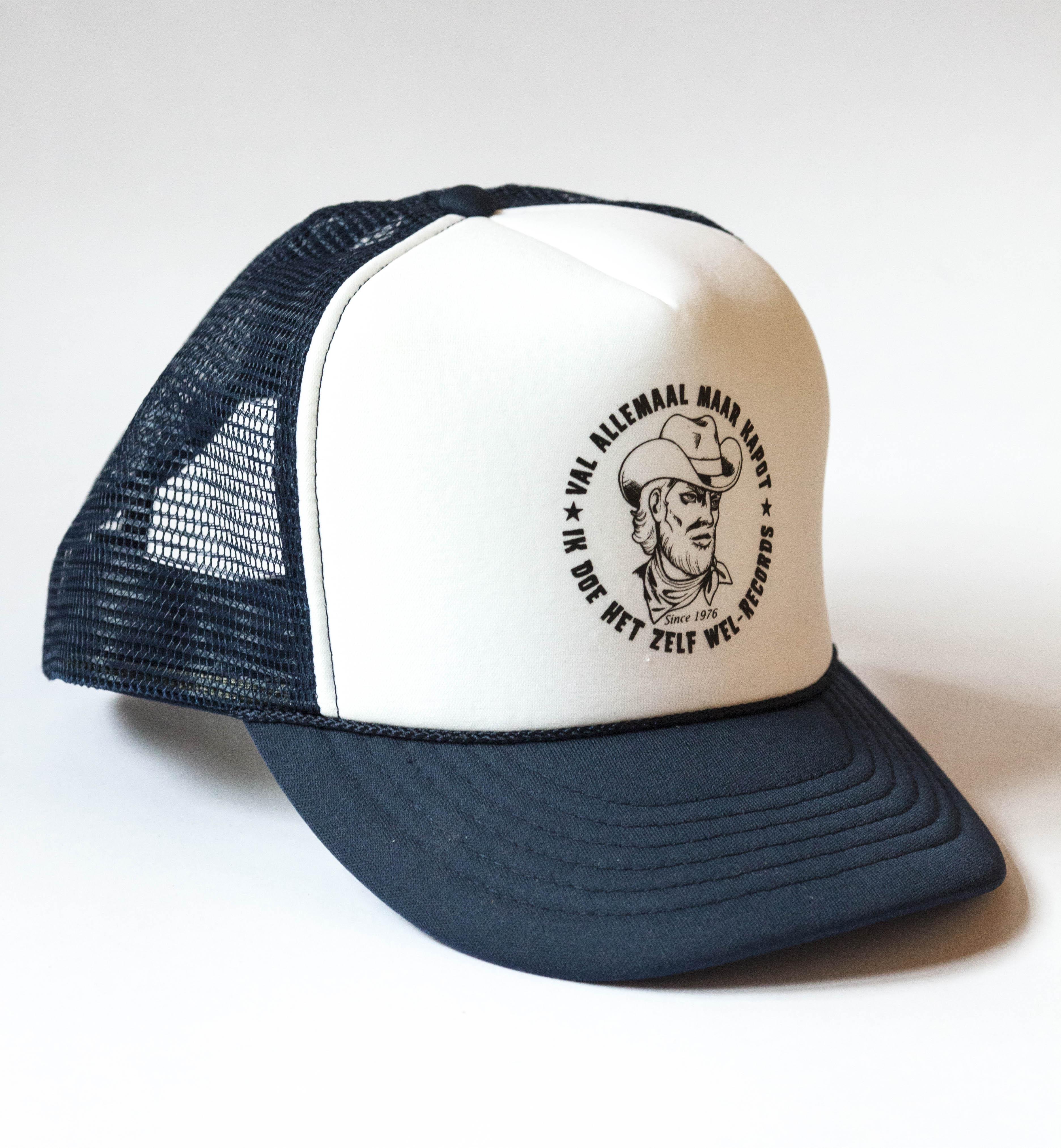 CAP BLAUW