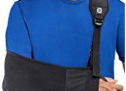 Medical Arm Sling with Split Strap Technology, Maximum Comfort, Ergonomic Design