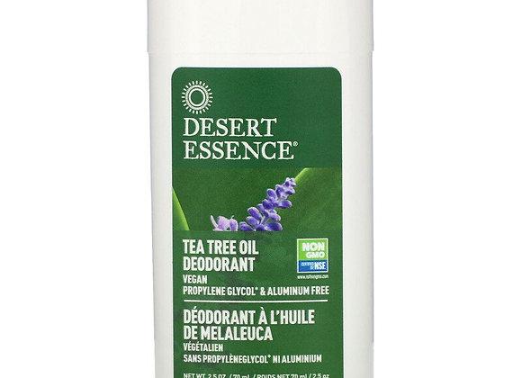 Desert Essence Tea Tree Deodorant