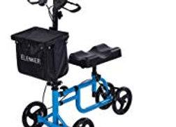 ElenkerKnee Walker Steerable Medical Scooter Crutch Alternative